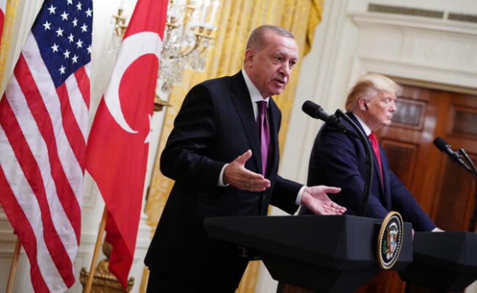 Erdogan razočaran odlukom SAD da prizna genocid nad Jermenima