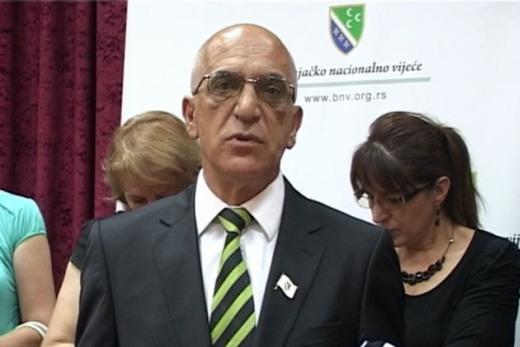 Predsednik BNV-a Esad Džudžo podneo ostavku