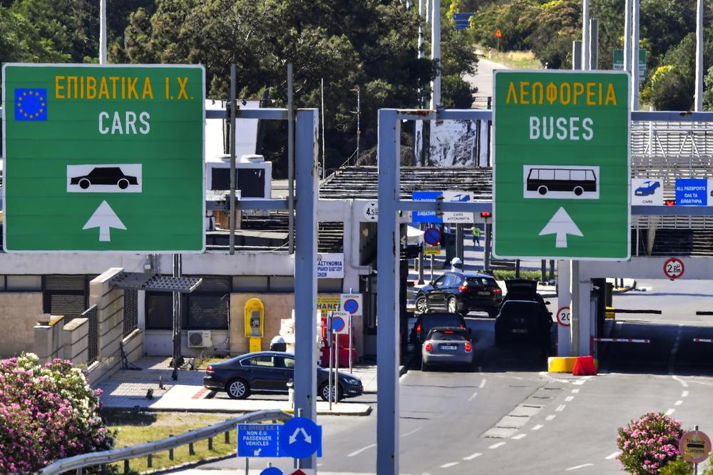Uslovi za ulazak u Grčku nepromenjeni do 1. oktobra