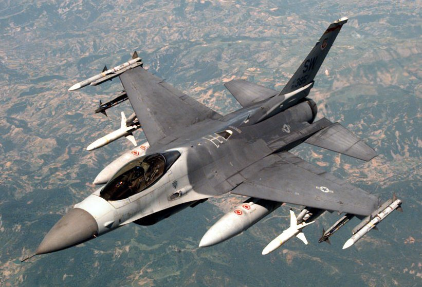Bugarska, zeleno svetlo za F-16