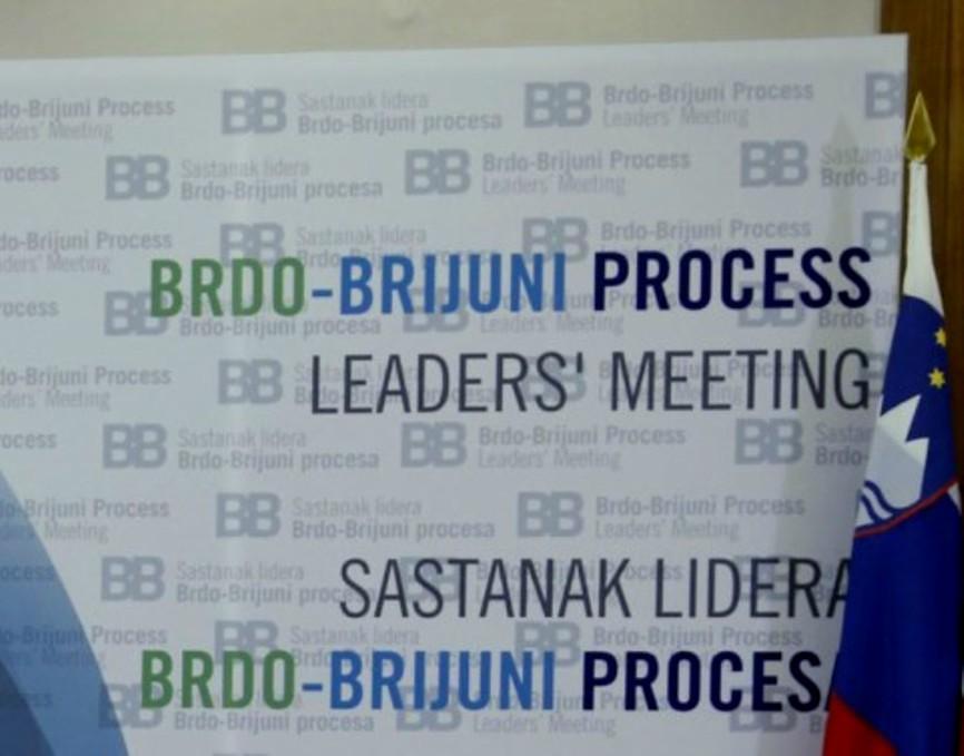 Počinje samit Brdo-Brioni