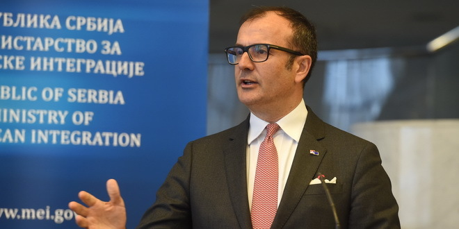 Fabrici: Očekujemo da Srbija štiti slobodu medija