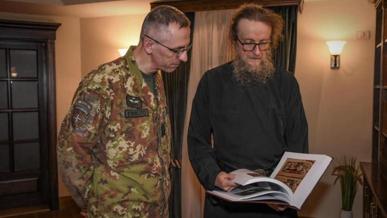 Komandant Kfora obišao Specijalnu zaštićenu zonu Dečana
