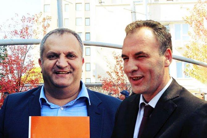 Ljimaj i Ahmeti dostavili platformu za dijalog parlamentu