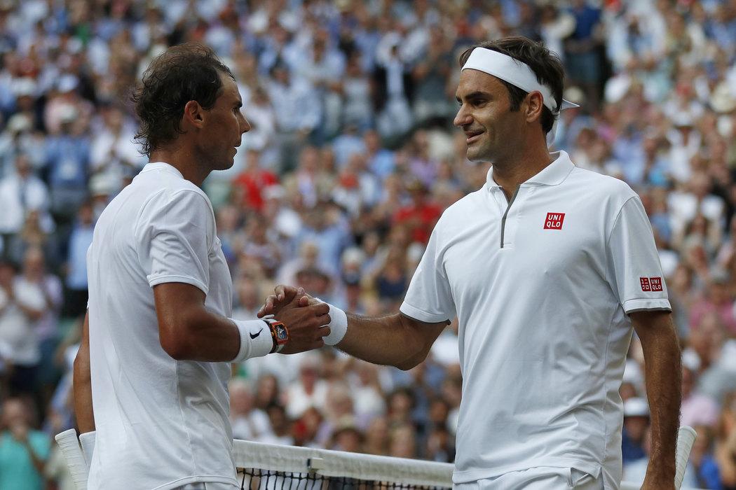 Federer preko Nadala do finala sa Đokovićem