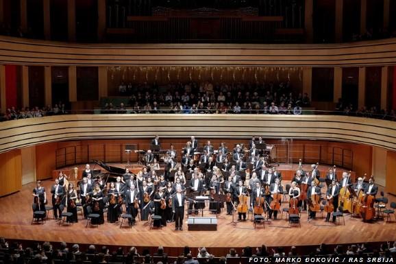 Filharmoničari se koncertom opraštaju od Ivana Tasovca