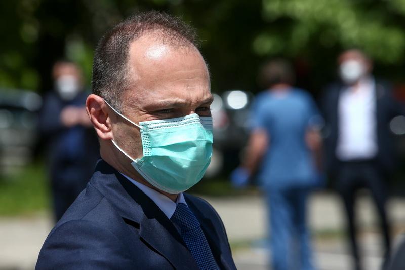 Ministar zdravlja Severne Makedonije: Prijateljski gest Srbije