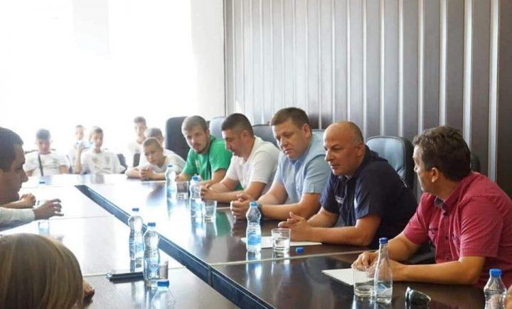 "FK ""Rudar"" potpisao sporazum o saradnji sa FK ""Maglić"""