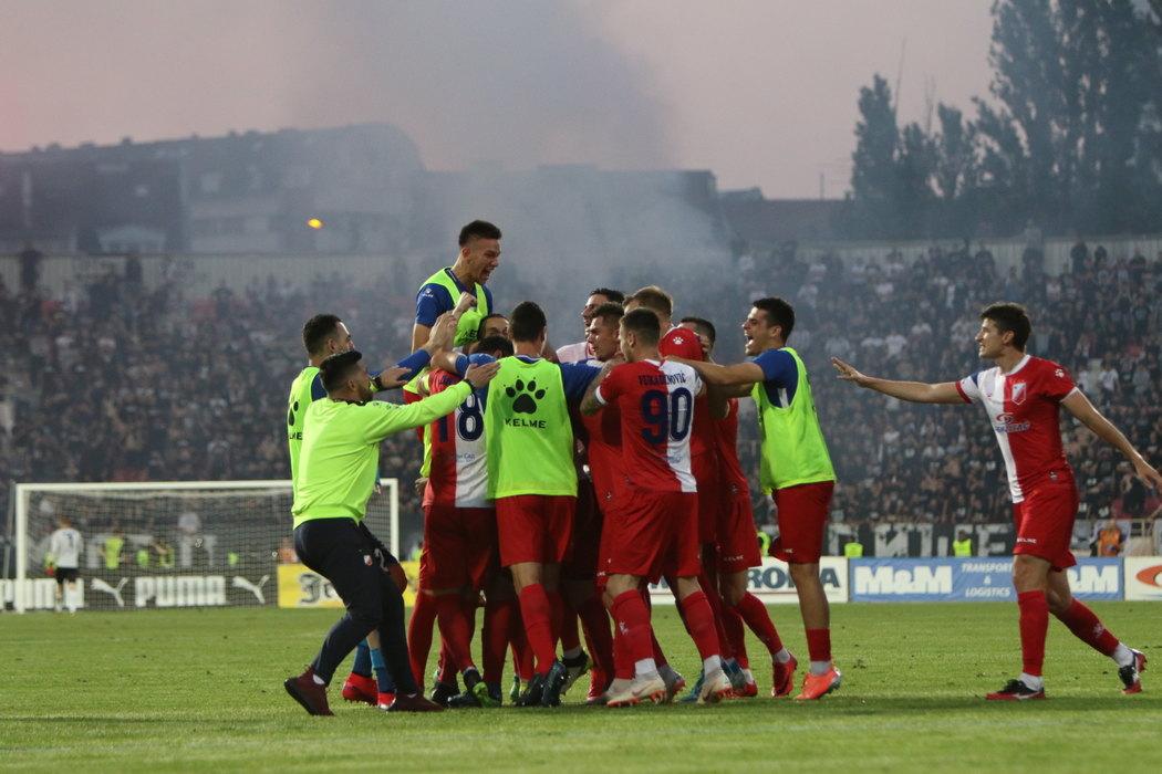 Vojvodina posle penala osvojila Kup Srbije