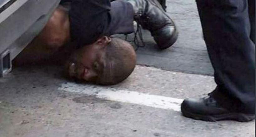 Novi snimak hapšenja, Flojd se nije opirao