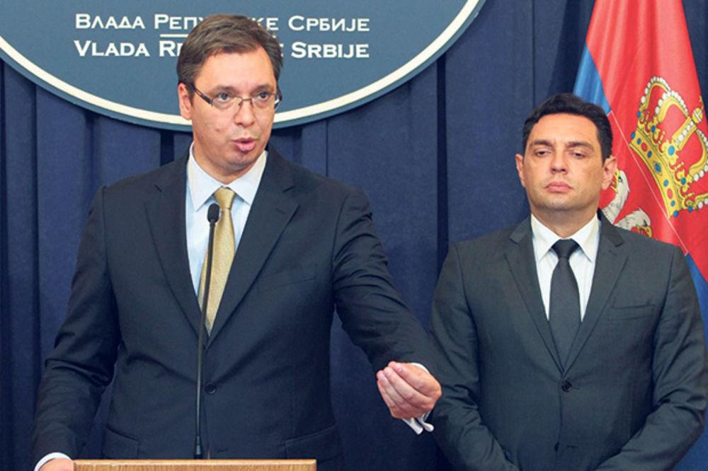 Vulin: Vučić je poslednji slobodni lider u Evropi