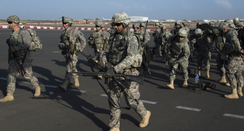 U vojnoj bazi u Teksasu izdato upozorenje na napad