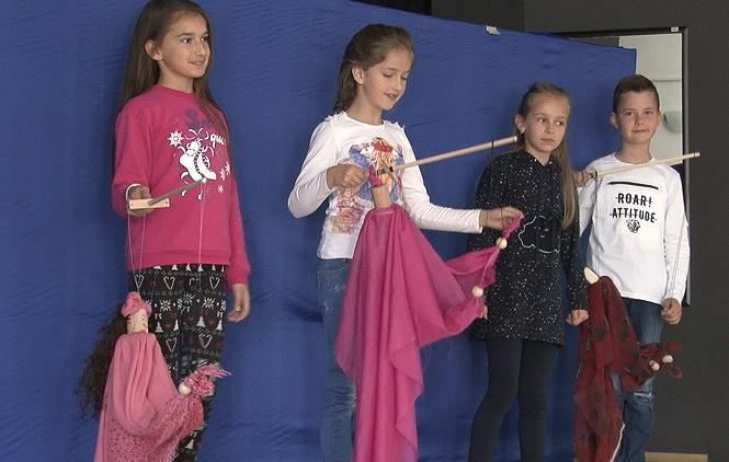 Gračanica: Počela druga lutkarska radionica