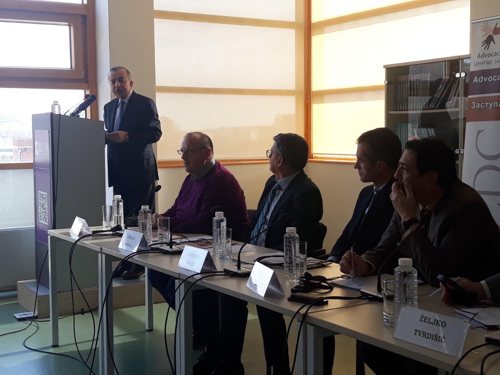Tanin: Nakon integracije pravosuđa, KiM ide ka jačanju vladavine prava