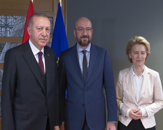 Erdogan s NATO i EU o migrantskoj krizi