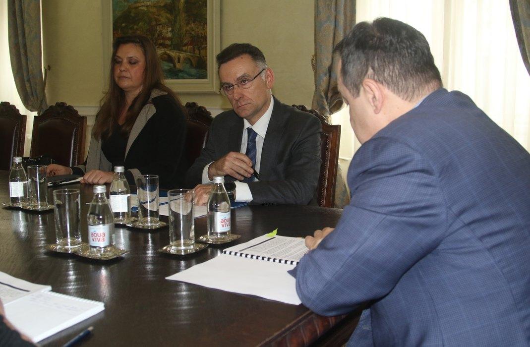 Srbija i NATO dele interes očuvanja mira i stabilnosti