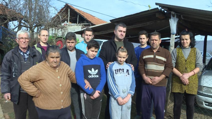 Srđan Mitrović posetio ugrožene porodice u Ponešu i Paralovu