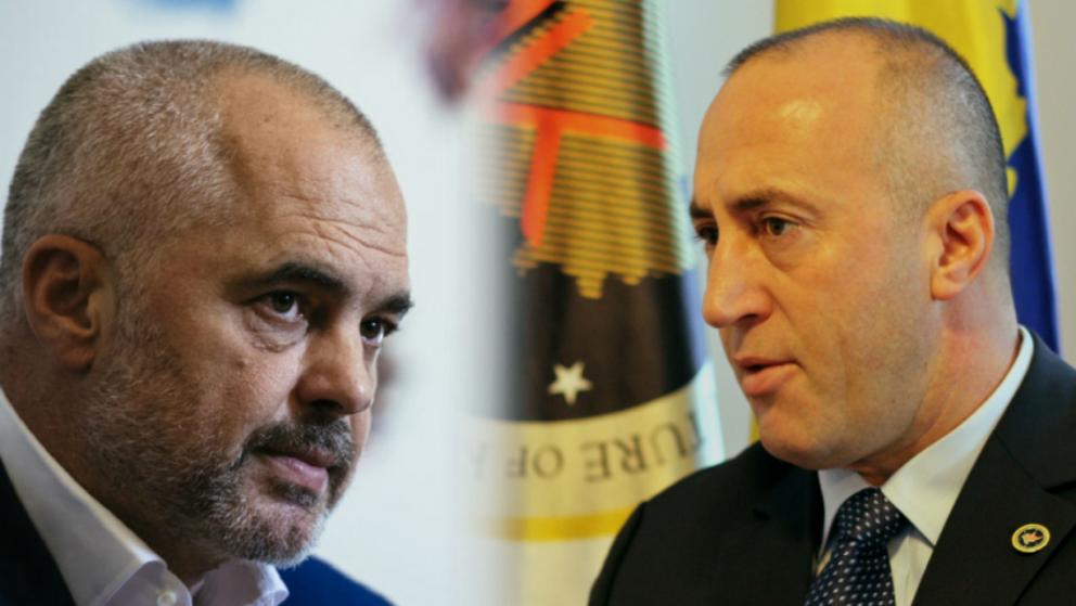 Haradinaj: Rama je lobirao za podelu Kosova