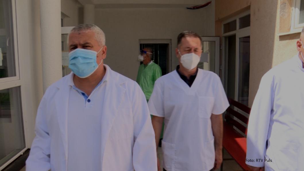 Petoro inficiranih koronavirusom u Kosovskom Pomoravlju