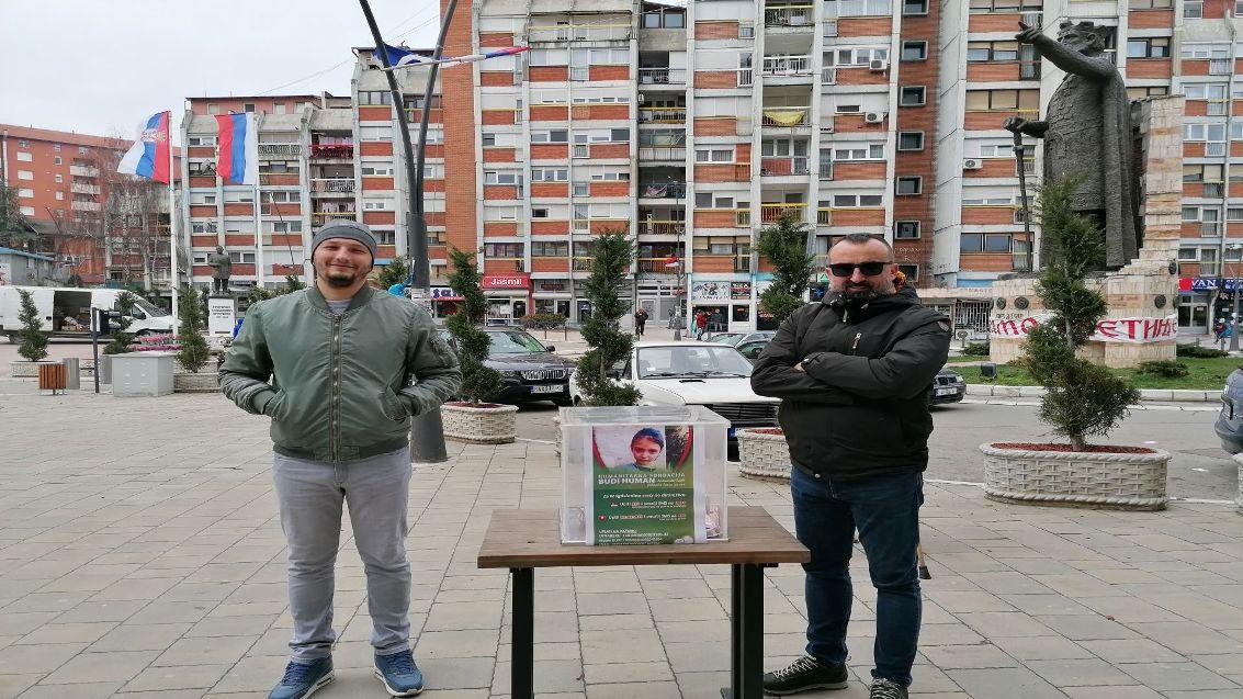 U akciji ugostitelja iz Kosovske Mitrovice prikupljeno preko 50.000 dinara za Magdalenu