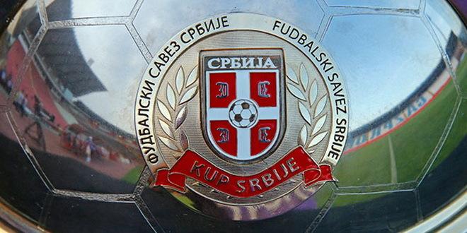 Sutra žreb za osminu finala Kupa Srbije