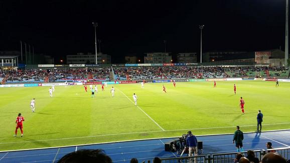 Pobeda Srbije u Luksemburgu, šou Ronalda u Viljnusu