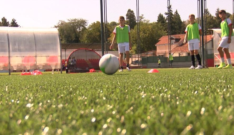 Ligaško takmičenje za mlađe kategorije posle 20 godina po odluci Fudbalskog Saveza KiM