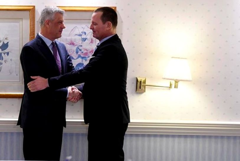 Tači: Kosovo u potpunosti veruje u vodeću ulogu SAD-a u dijalogu BG-PR
