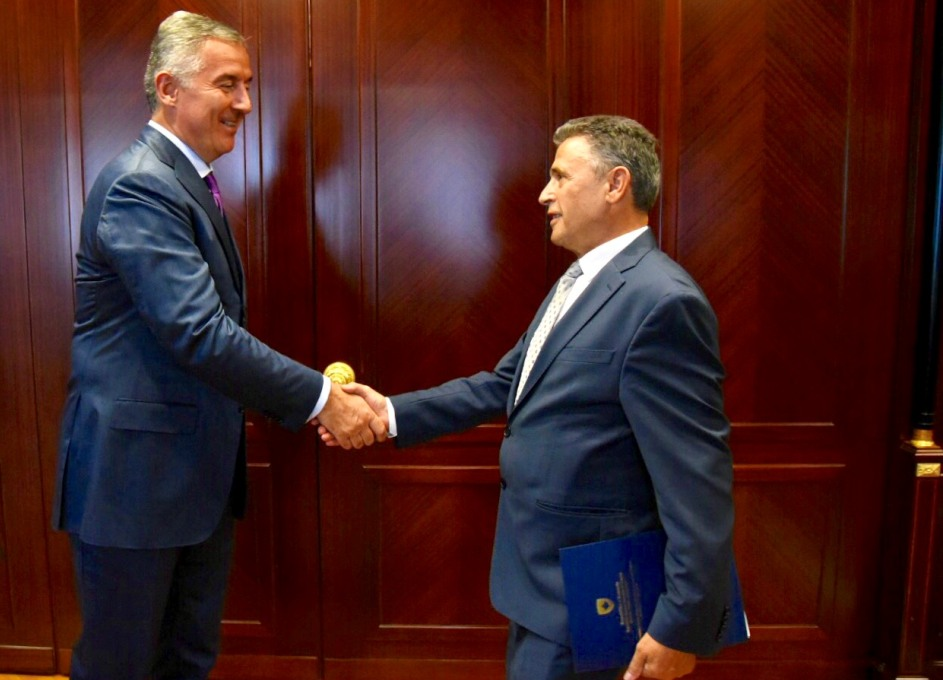Đukanović podržao obnovu dijaloga Beograda i Prištine
