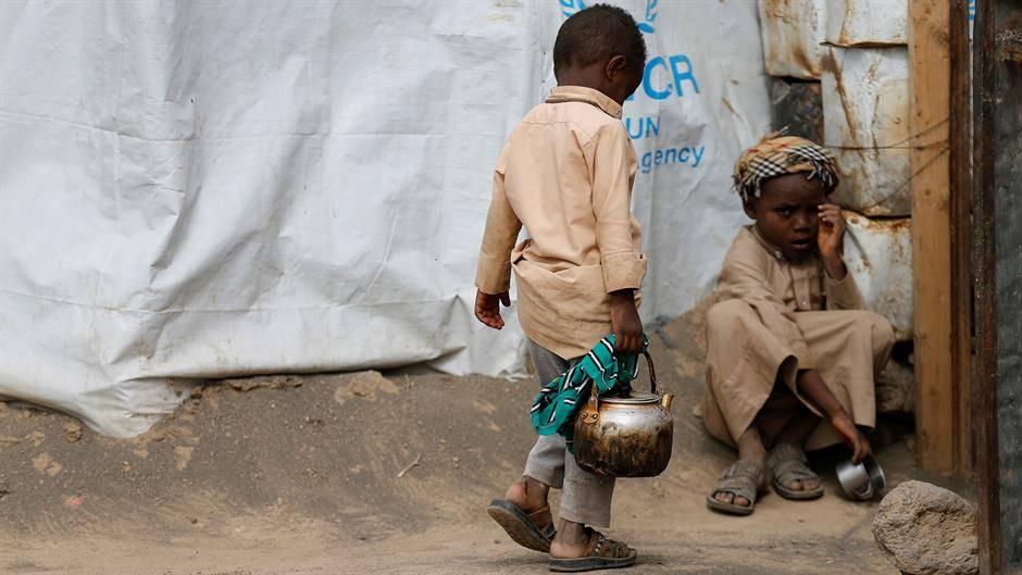 UN: Glad u svetu u porastu treću godinu zaredom