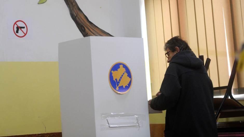 Promena biračkih centara do 27. januara