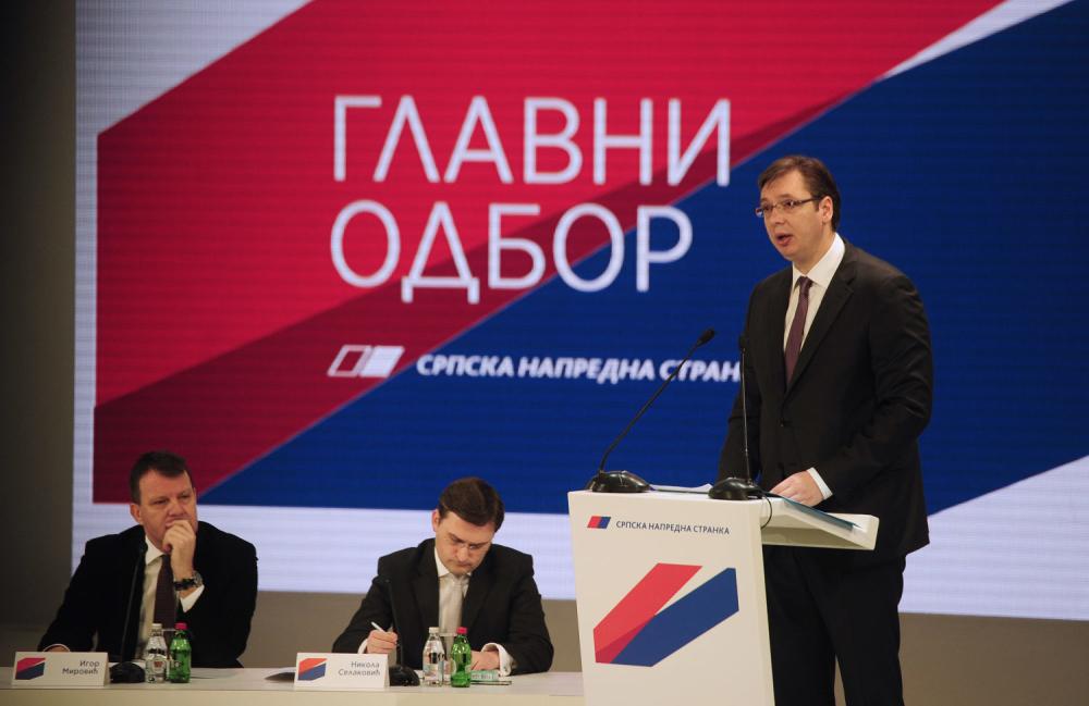 Vučić: Skupština na Vidovdan,od juna potpuno novo rukovodstvo