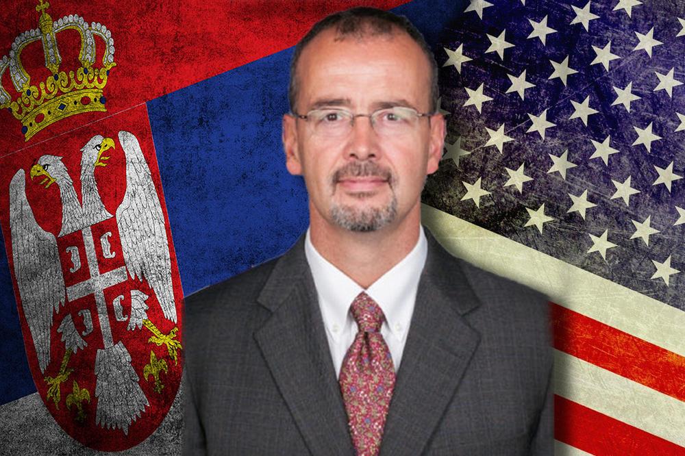 Godfri: Moj cilj je unapređenje odnosa SAD i Srbije