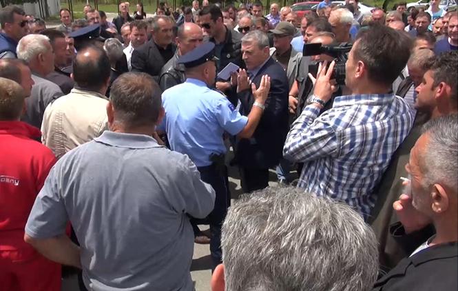 Goraždevac: Protest zbog opasnih hemikalija