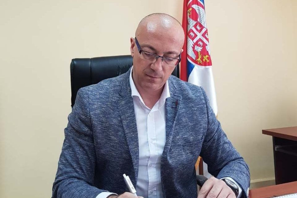 Goran Rakić čestitao  đacima i prosvetnim radnicima Savindan