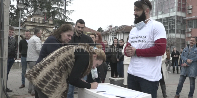 Gračanica: Peticija u cilju rešenja problema zagađenja reke Gračanke