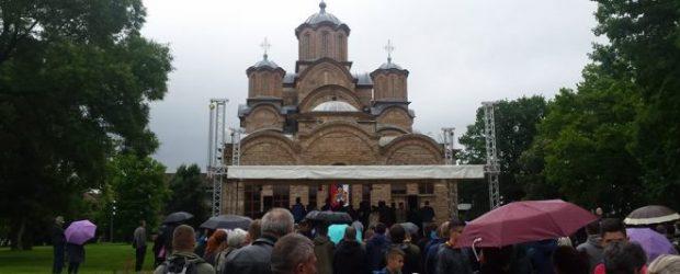 Srbin pod istragom zbog uznemiravanja monahinja u manastiru Gračanica