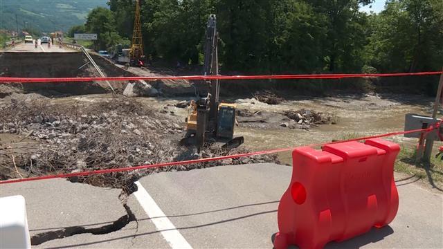 Novi most kod Ljubovije do kraja 2020, devijacija do petka