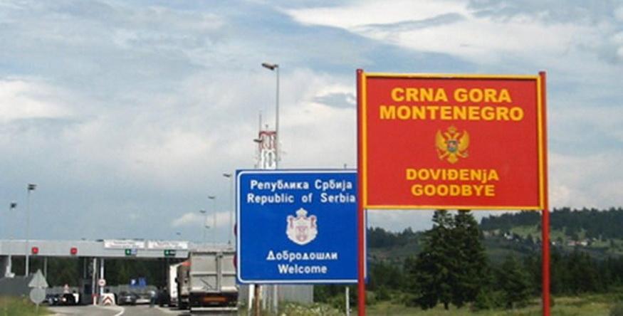 Građani Crne Gore koji uđu u Srbiju moraće 14 dana u samoizolaciju