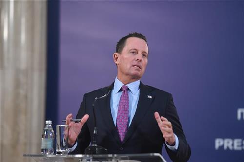 Grenel: Nemačka, Fracuska i EU nisu uključeni u dijalog ali su dobrodošl