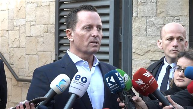 Grenel poručio: SAD ne mogu da zastite Kosovo od Kosova