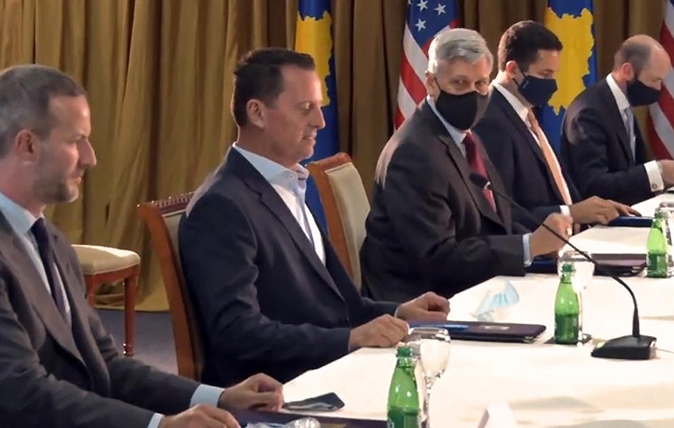 Sastanak Hotija i delegacije SAD, sledi potpisivanje sporazuma