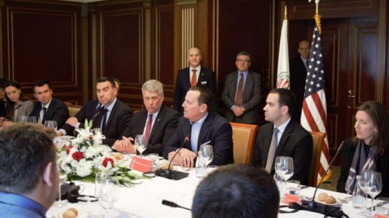 Grenel: Poslovna zajednica ima važnu ulogu u dijalogu između Kosova i Srbije