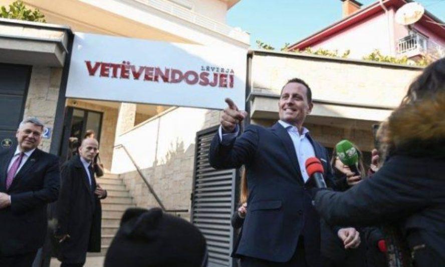 Gazeta: SAD ne žele susret s Kurtijem dok ne ukine takse