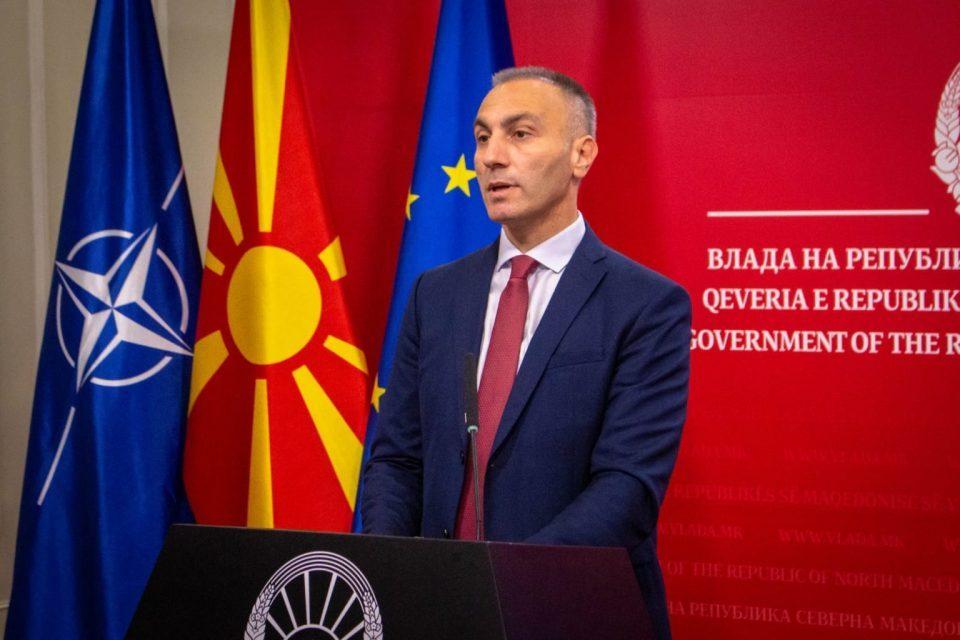 Grubi: Severna Makedonija će tražiti od Španije da prizna Kosovo