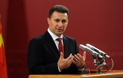 Gruevski: Sud ne žuri da saopšti presudu Zaevu