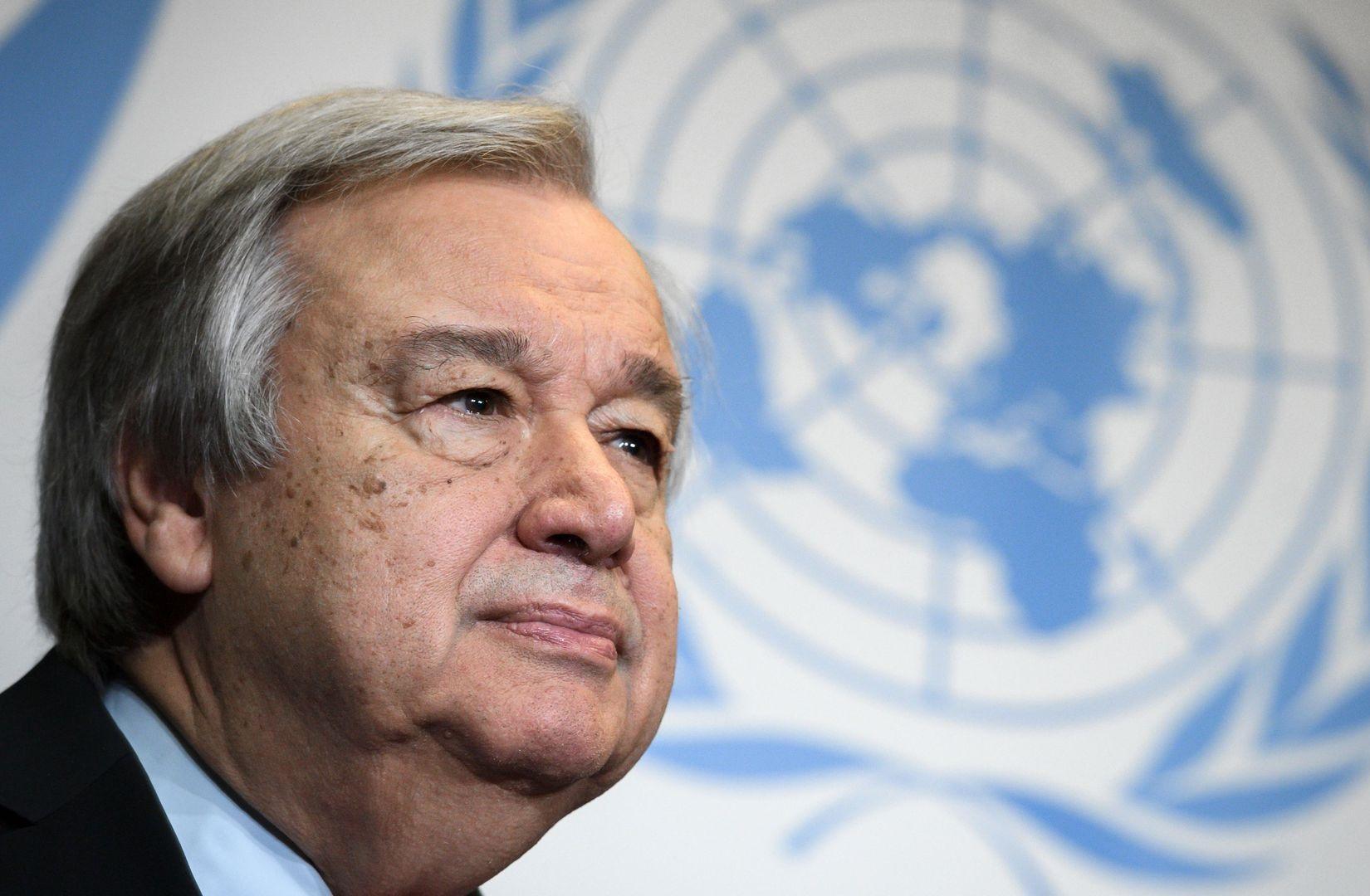 Gutereš: Za izazove današnjice potreban multilateralni svet