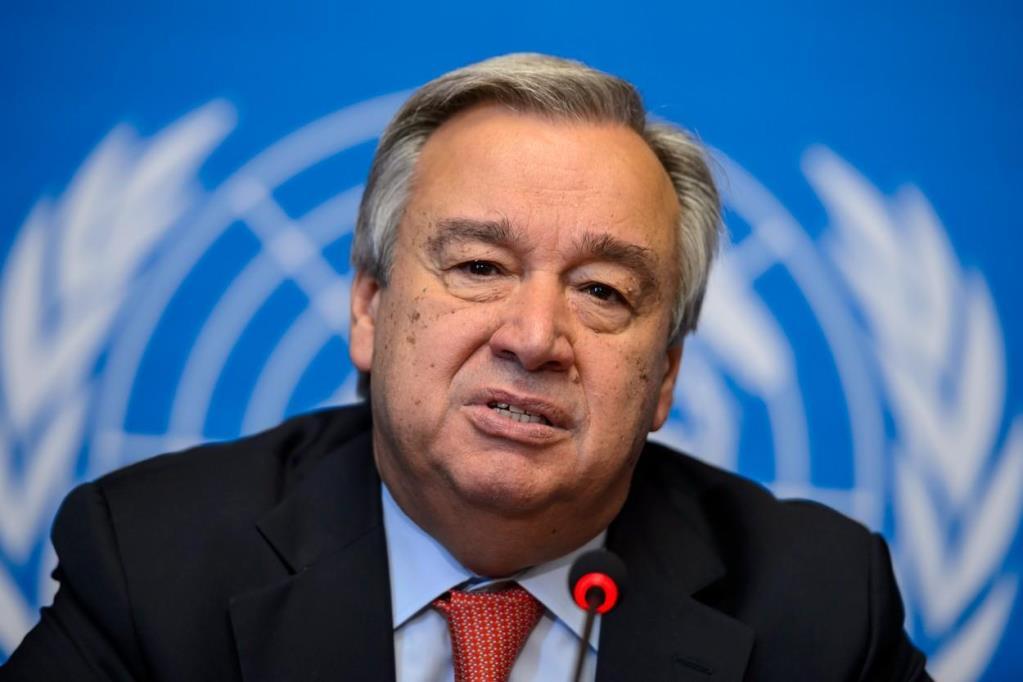 Gutereš: Sukobi u svetu moraju hitno da se zaustave