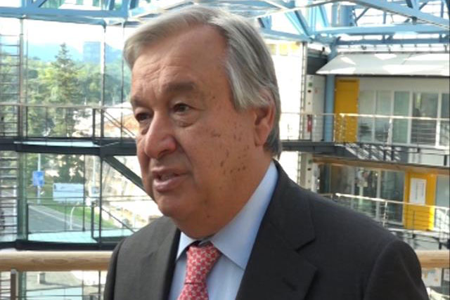 Gutereš čestitao Zaevu i Ciprasu