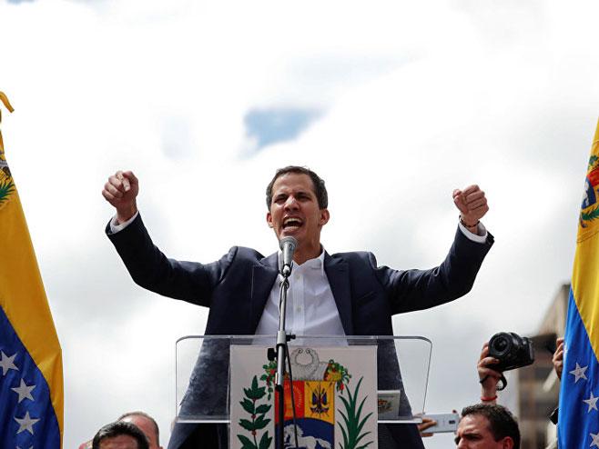 Evropski parlament priznao Gvaida kao de fakto predsednika Venecuele